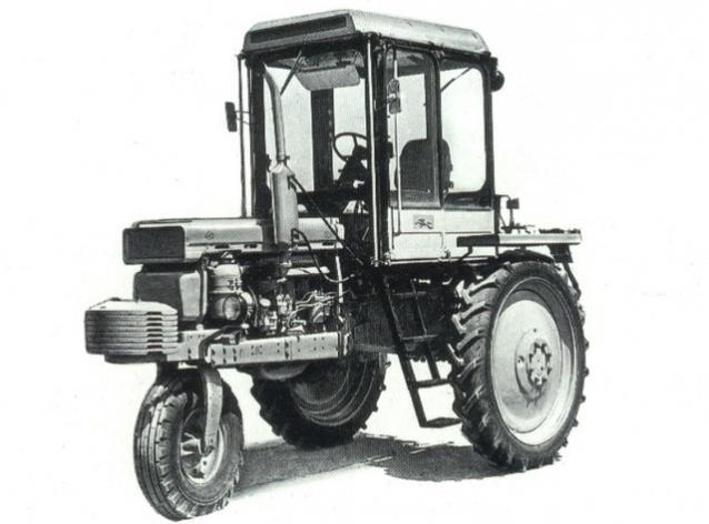 Хлопководческий трактор Т-28Х3