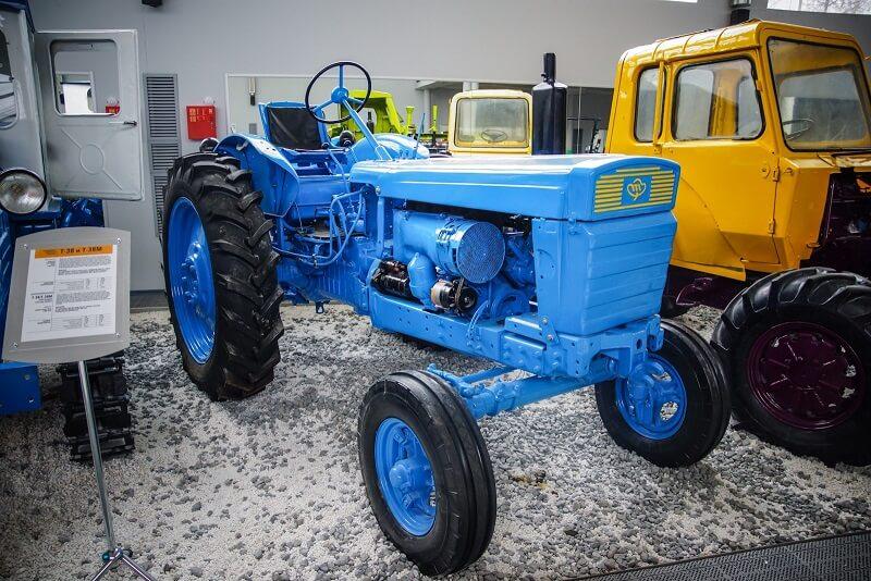 Трактор Т-28Х4