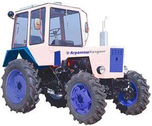 Трактор T-45