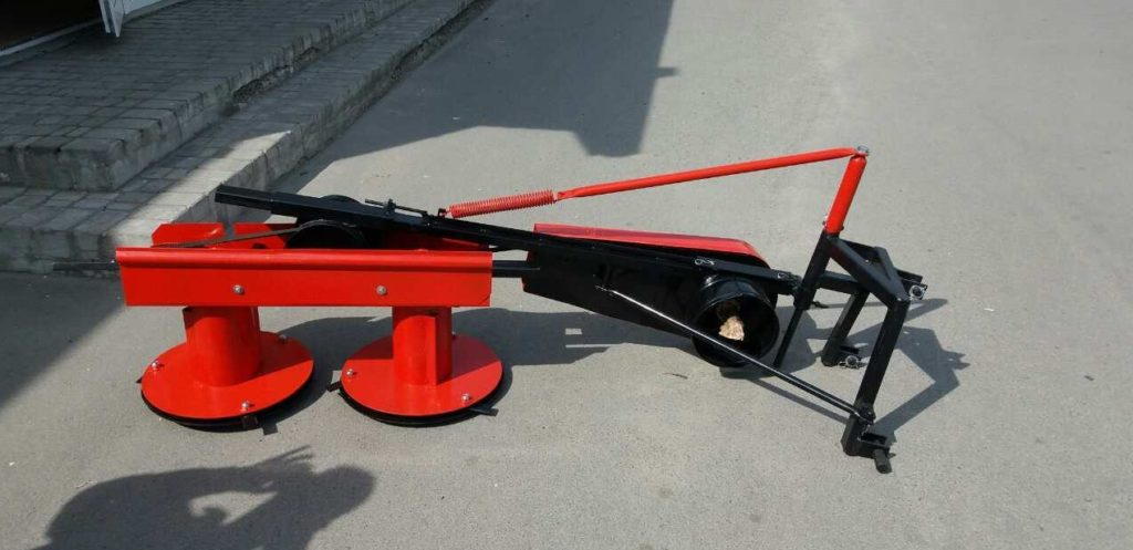 Косилка КР-10 для минитрактора