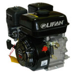 Двигатель Лифан 168F-2 6,5 л.с бензиновый