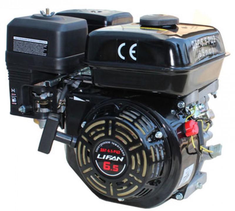 Двигатель бензиновый LIFAN ДБГ-6.5
