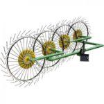 Грабли-ворошилка 4-х колесные «Солнце»