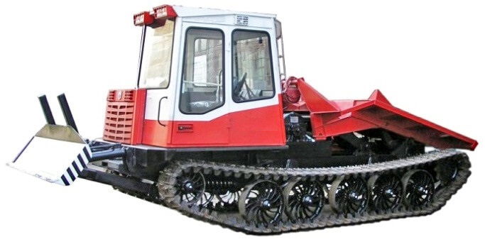 Трактор ТТ-4М-04