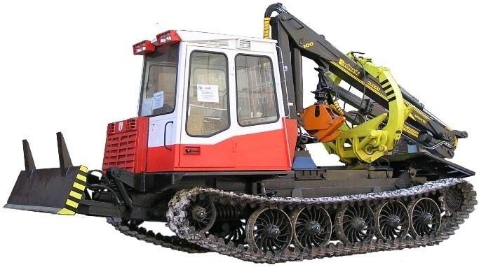 Трактор ТТ-4М-16