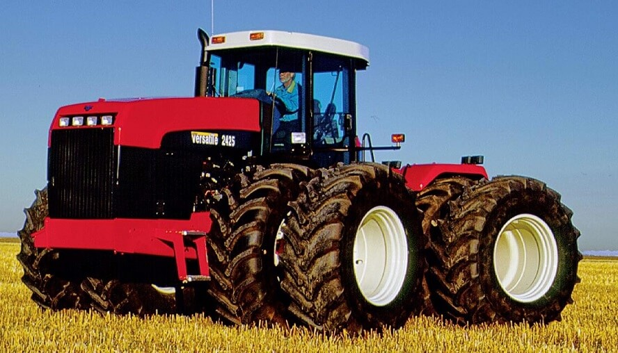 Трактор Buhler Versatile 2425