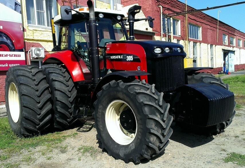 Трактор Buhler Versatile 305