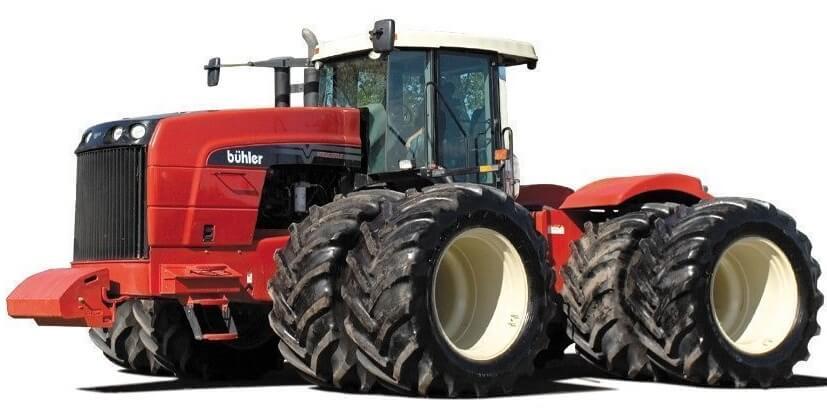Трактор Buhler Versatile 395
