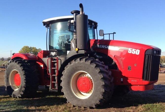 Трактор Buhler Versatile 550
