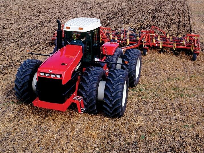 Трактор Buhler Versatile (Бюлер Версатайл)