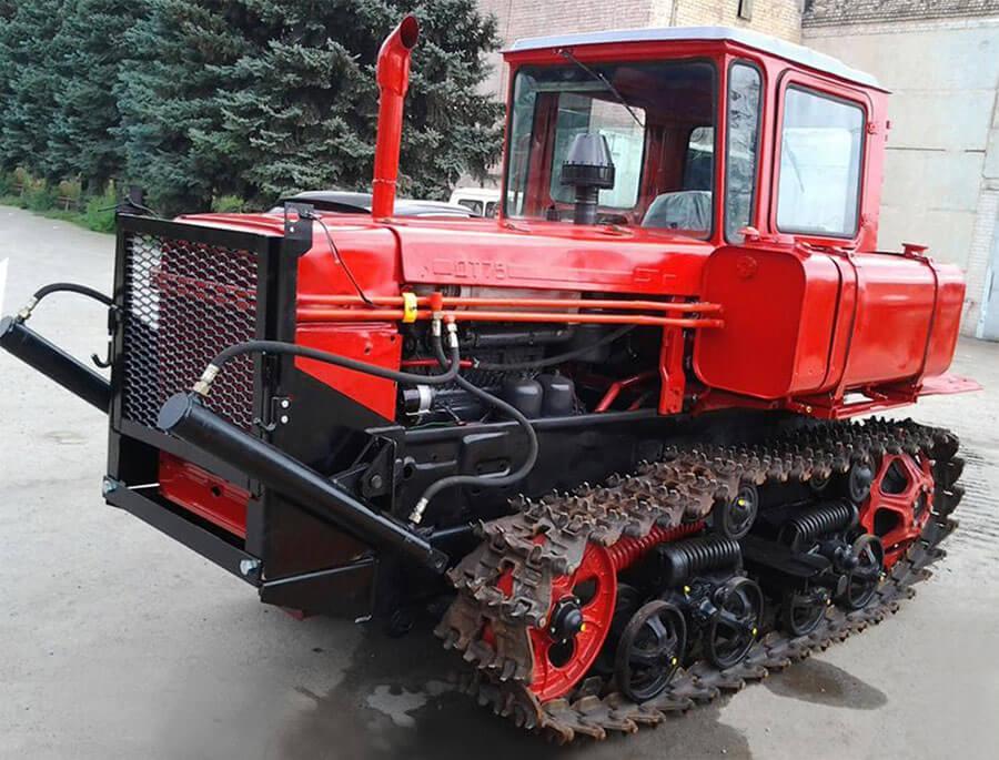 Трактор ДТ-75К
