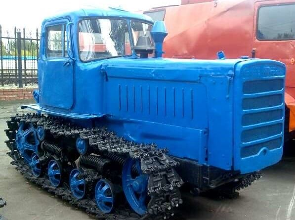 Трактор ДТ-75Н
