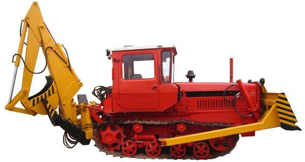 Трактор ДТ-75С