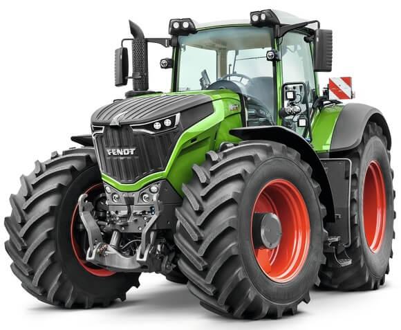 Трактор Fendt 1000 Vario