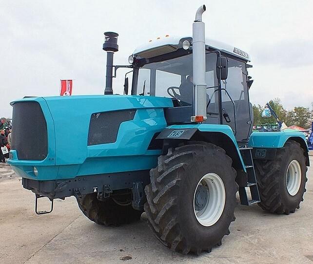 Трактор ХТЗ-243