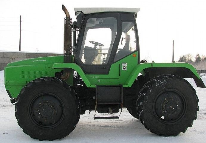 Трактор РТ-М-160