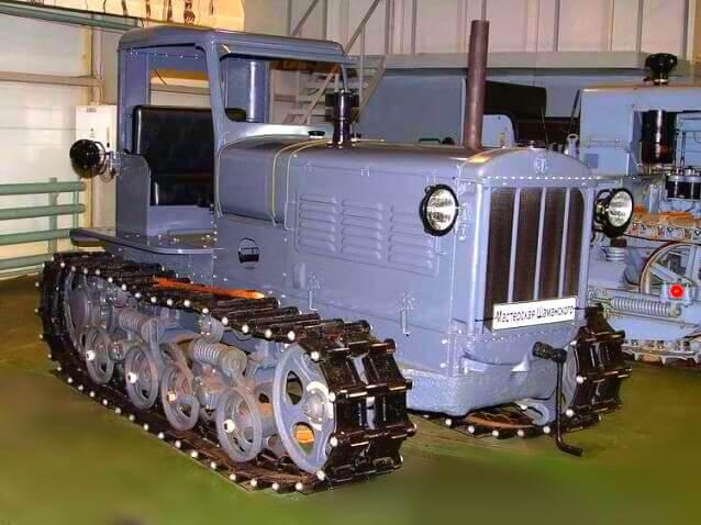 Трактор СХТЗ-НАТИ