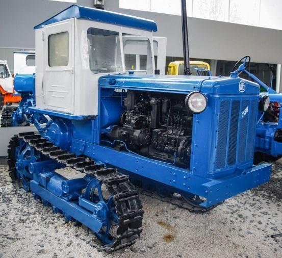 Трактор Т-50