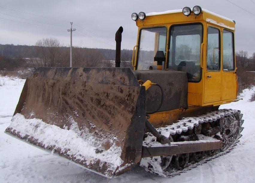 Трактор Т-90П