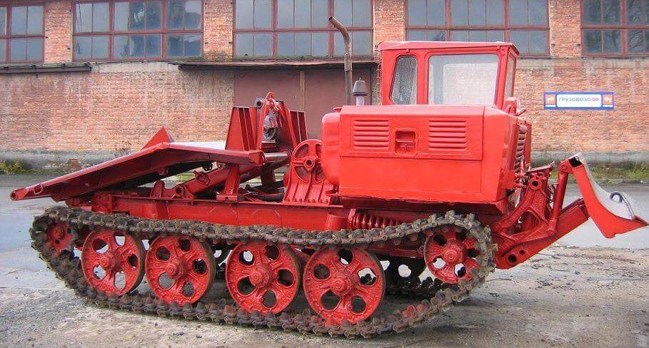 Трактор ТДТ-55-05
