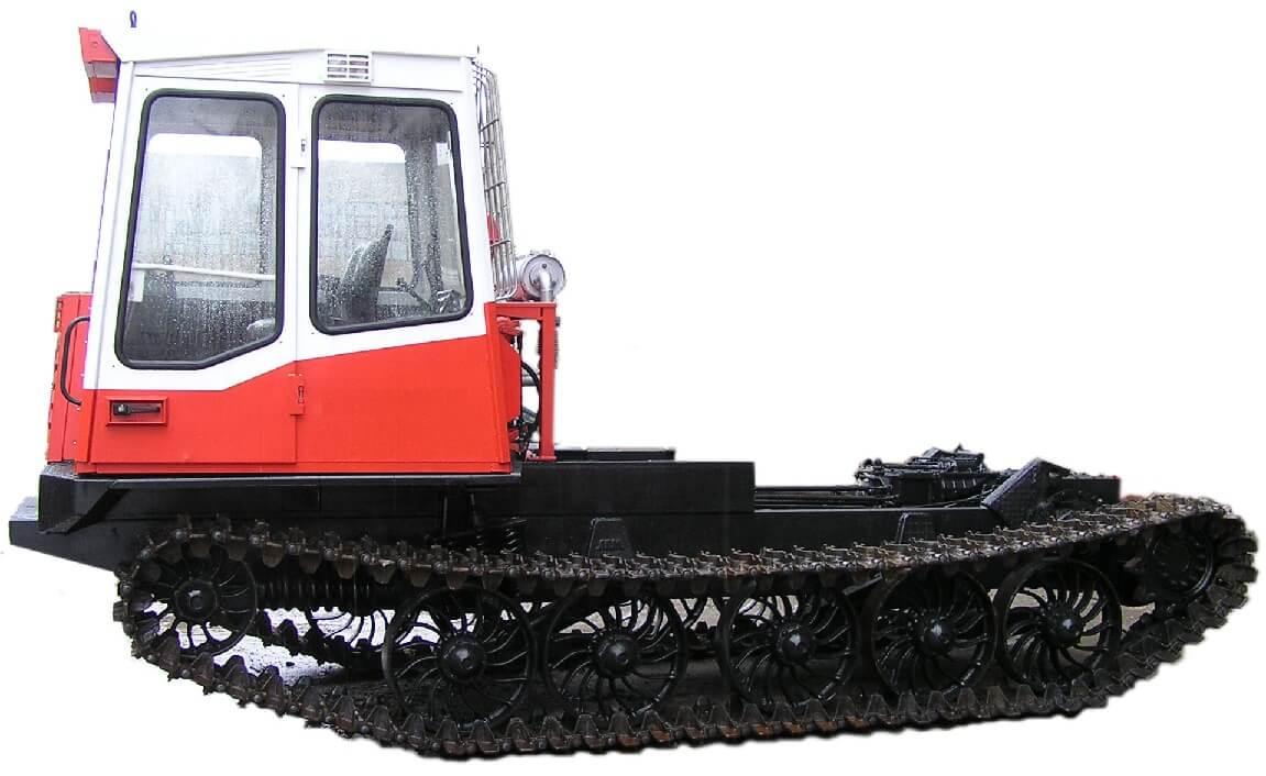 Трактор ТТ-4М-01