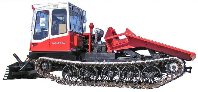Трактор ТТ-4М-07