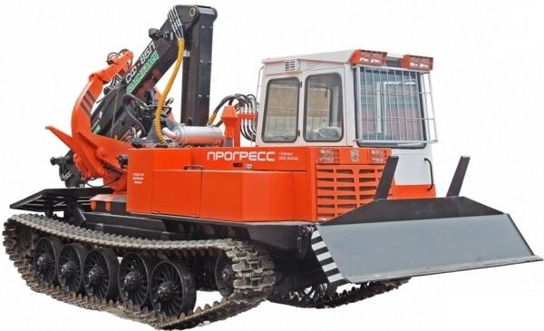 Трактор ТТ-4М-15