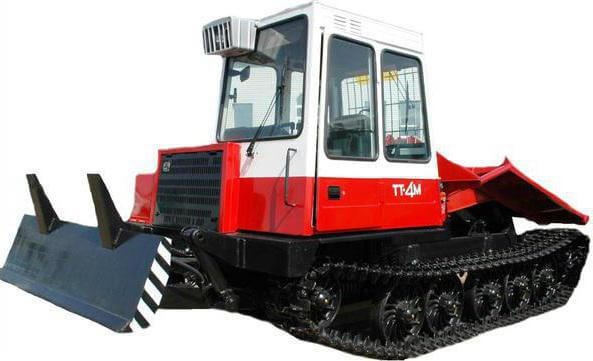 Трактор ТТ-4М