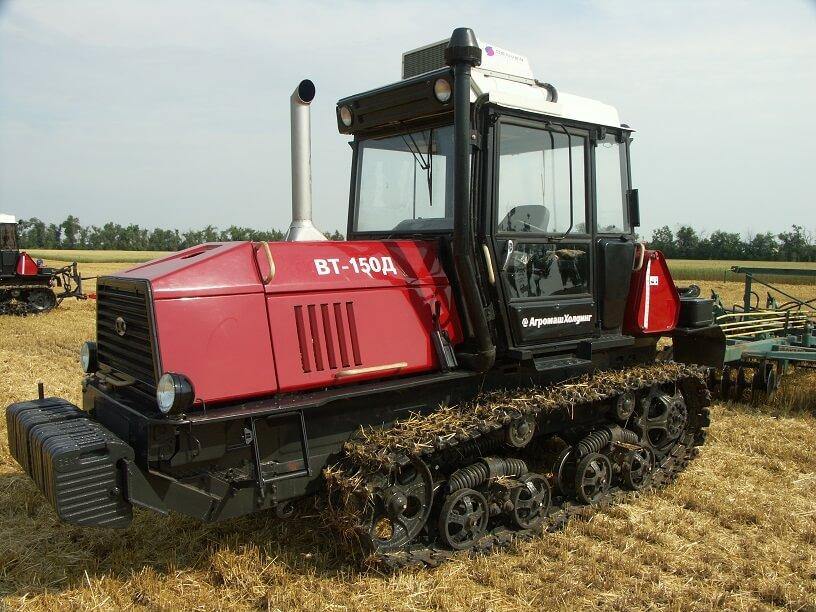 Трактор ВТ-150Д