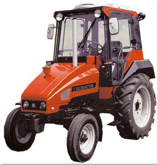 Трактор ВТЗ-2027