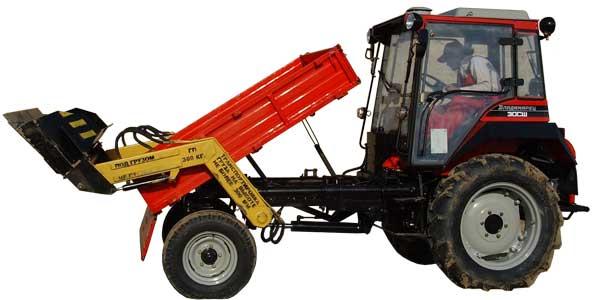 Трактор ВТЗ-30 СШ