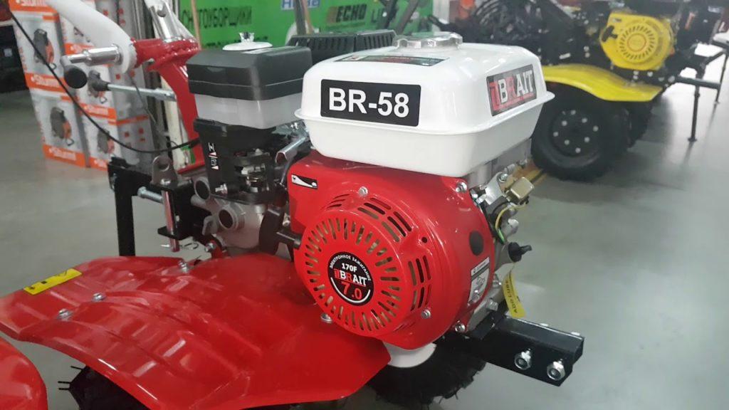 Мотоблок Brait BR-58a