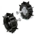 Металлические колеса
