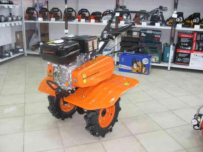Мотоблок Карвер МТ-650