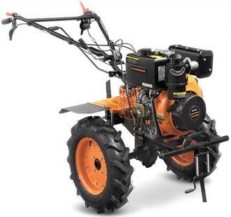 Дизельный мотоблок Carver MT-900DE