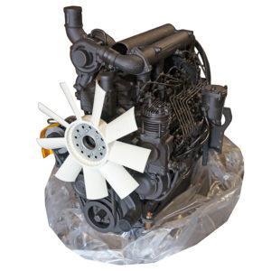 Двигатель МТЗ-1523