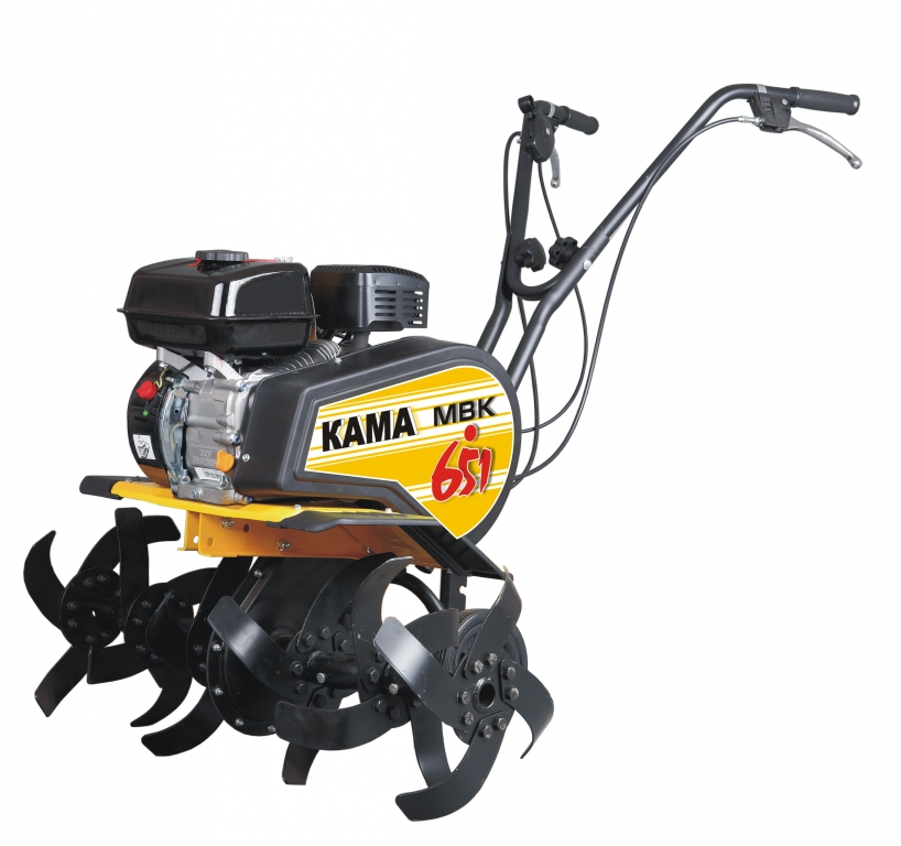 Мотокультиватор Кама МВК 651