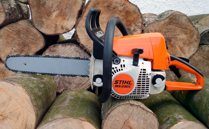 Бензопила Stihl MS 230C-BE