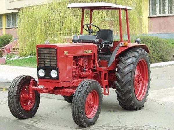 Базовая модель Беларус МТЗ-550