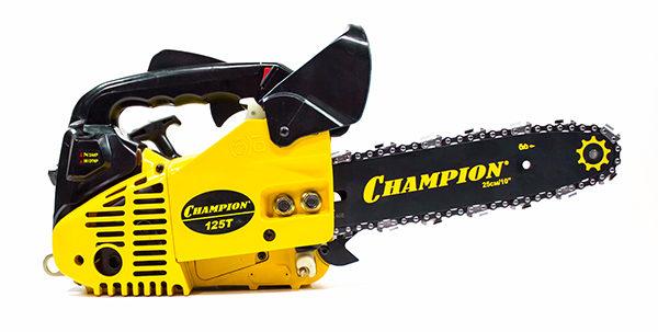 Бензопила Champion 125T 10