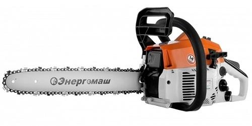 Бензопила Энергомаш ПТ-9937Б