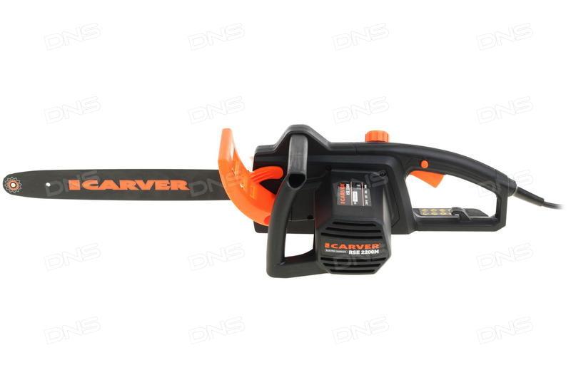 Электрическая цепная пила CARVER RSE-2200М