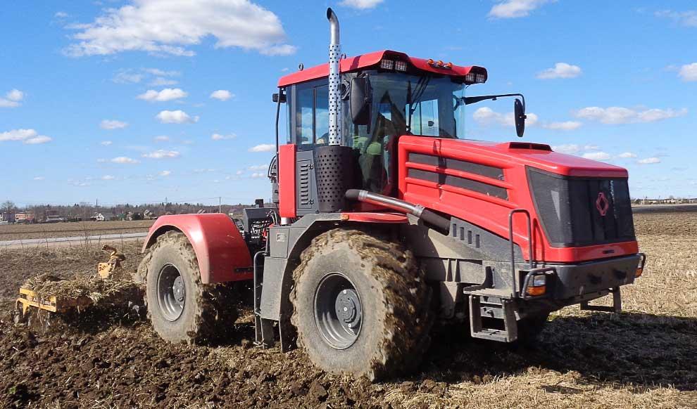 Трактор КИРОВЕЦ К-424