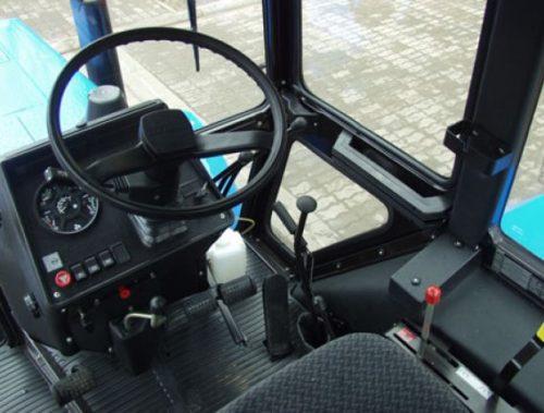 Рулевое и тормозное управление МТЗ-82