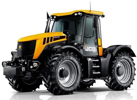 Трактор JCB 3230 XTRA Fastrac