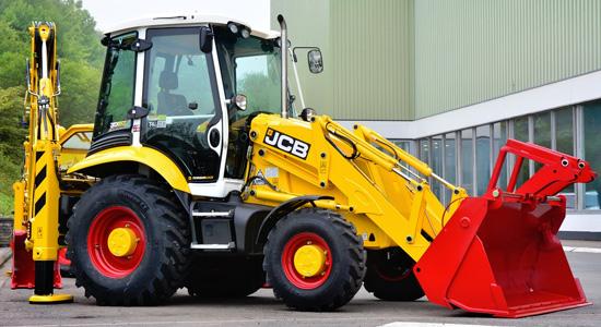Трактор JCB 3CX
