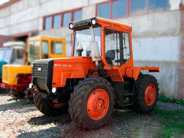 Трактор ЛТЗ 145