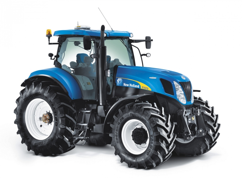 Трактор New Holland Т7070 AutoCommand