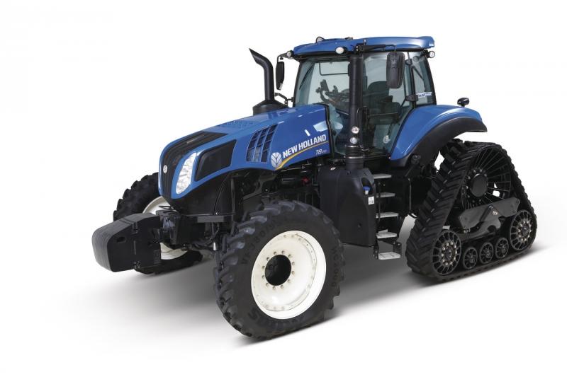 Трактор New Holland Т8.410 Smart Trax