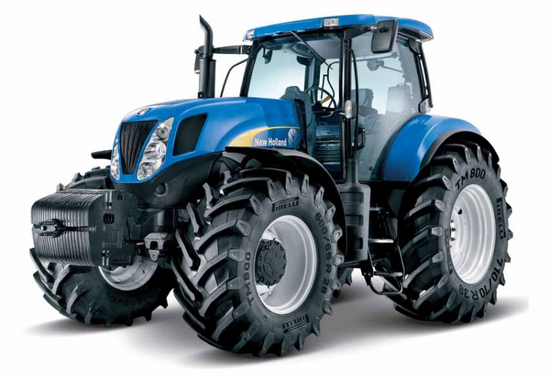 Трактор T 7060 New Holland